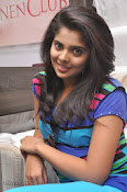Sravya Glam pics at Linen Club launch-thumbnail-16