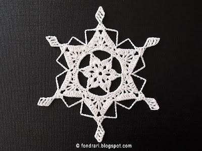 Crystal Peak Snowflake