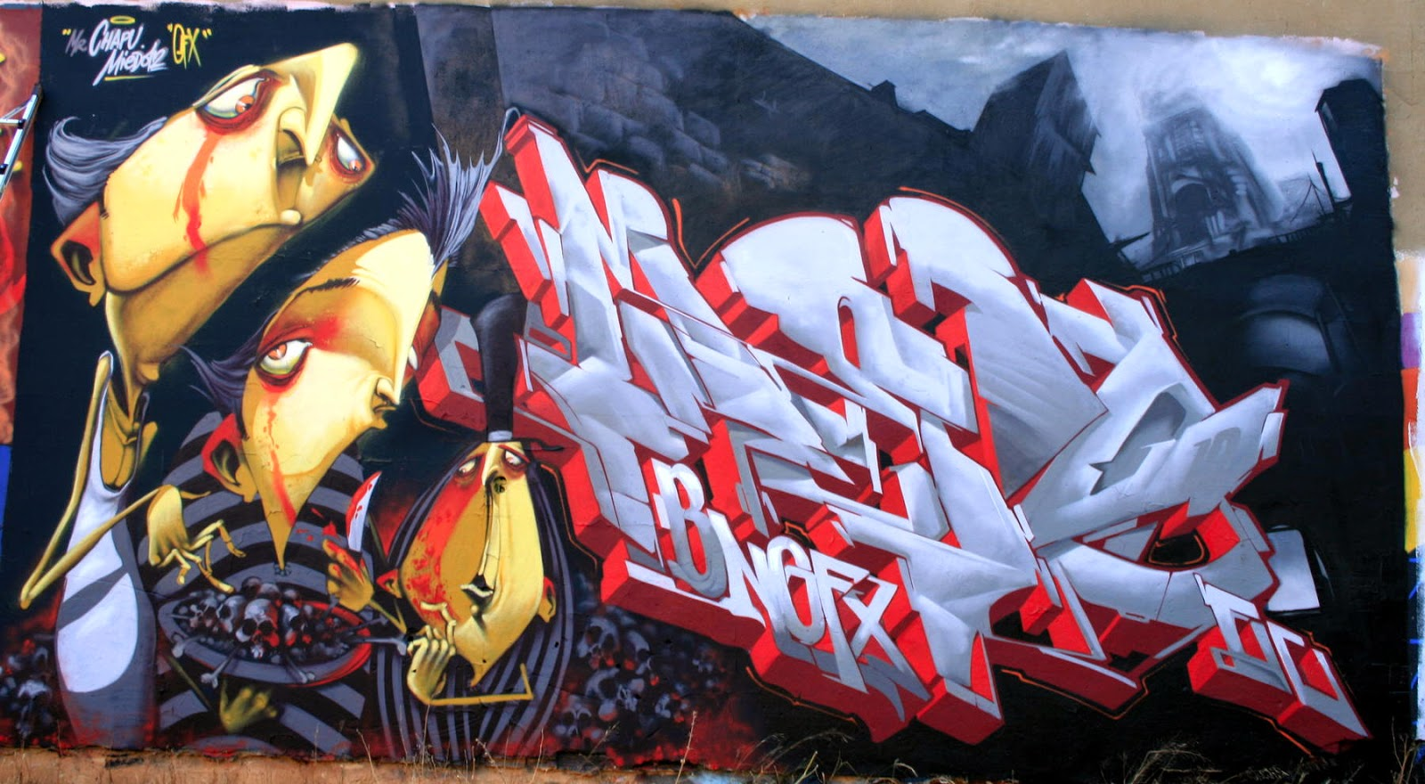 Miedo12 05 writing valencia graffiti