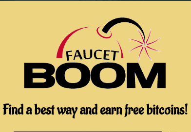 BOOM FAUCET BITCOIN
