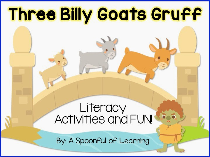 A Spoonful of Learning: Reading, Writing, & lots of FREEBIES!