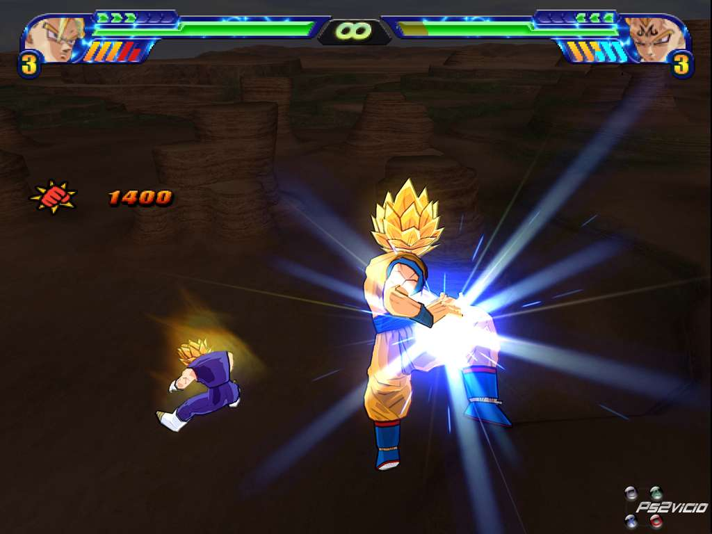 free games dragon ball fighting 1.9