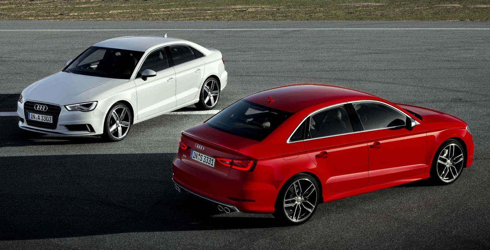 Uautoknownet Audi Intros Allnew A And S Sedans In Germany - Audi high end model