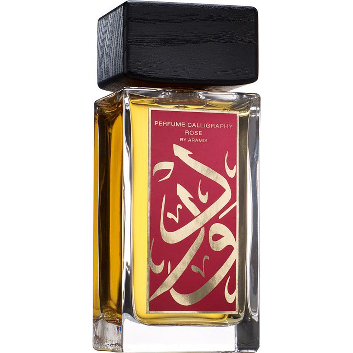 Perfume Calligraphy Rose Saffron By Aramis 2013