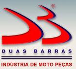 DUAS BARRAS MOTO PEÇAS