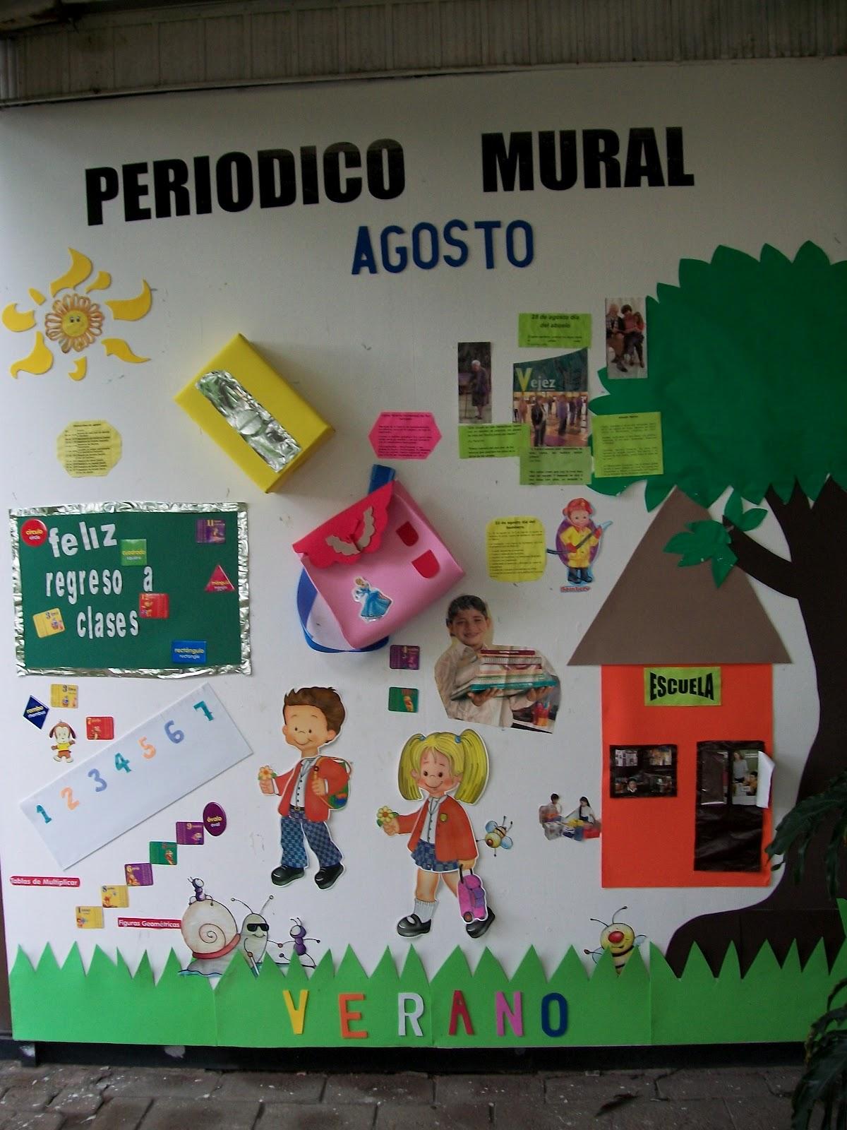 Biblioteca p blica central estatal agosto 2012 for Deportes para el periodico mural