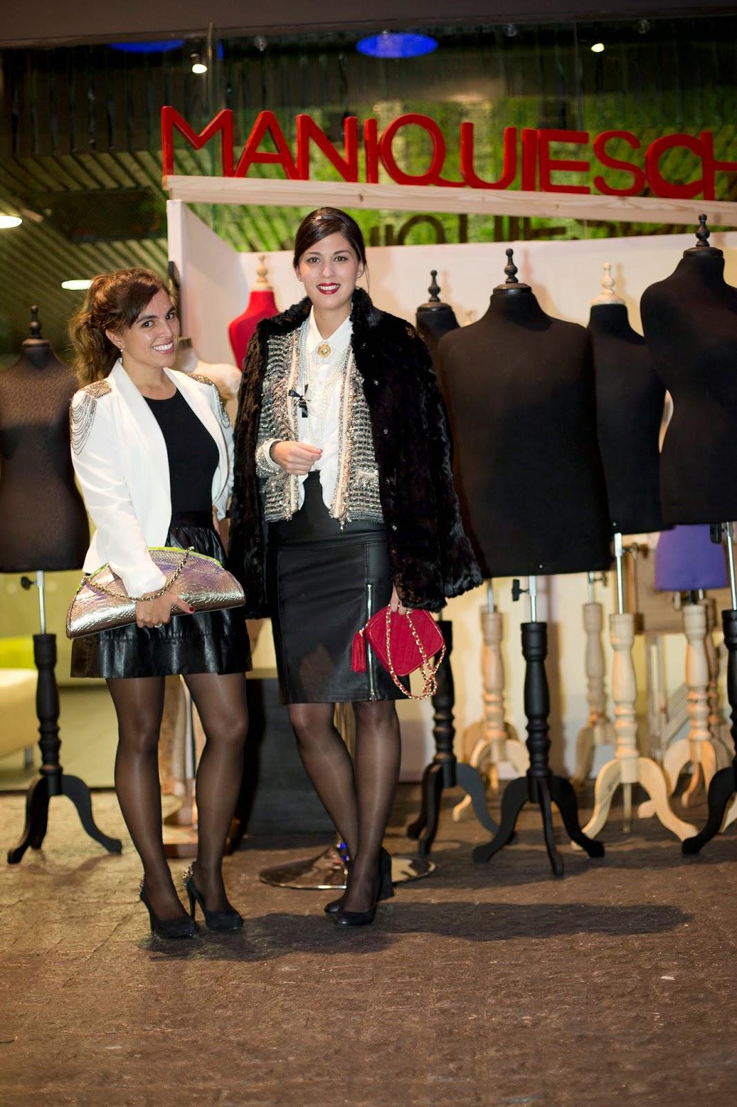 Pamela Victoria en Santiago Fashion Week 2015
