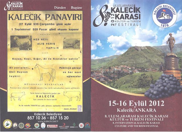 Kalecik Karası Festivali