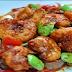 Resep Masakan Udang Pedas Manis Mantap