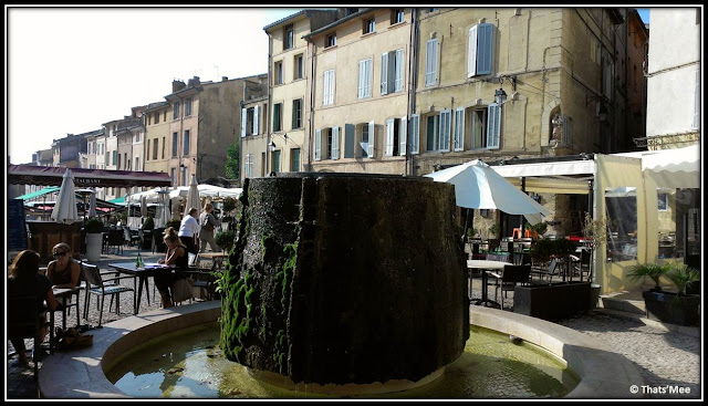 Aix en Provence fontaine, que faire à Aix en Provence week-end