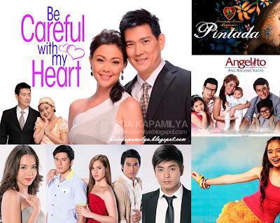 Kantar Media July 18-19 national TV Ratings: Be Careful With My Heart and Walang Hanggan Topped Daytime and Primetime race, respectively