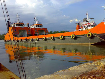kapal lct dijual
