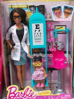 Barbie Eye Doctor Black version