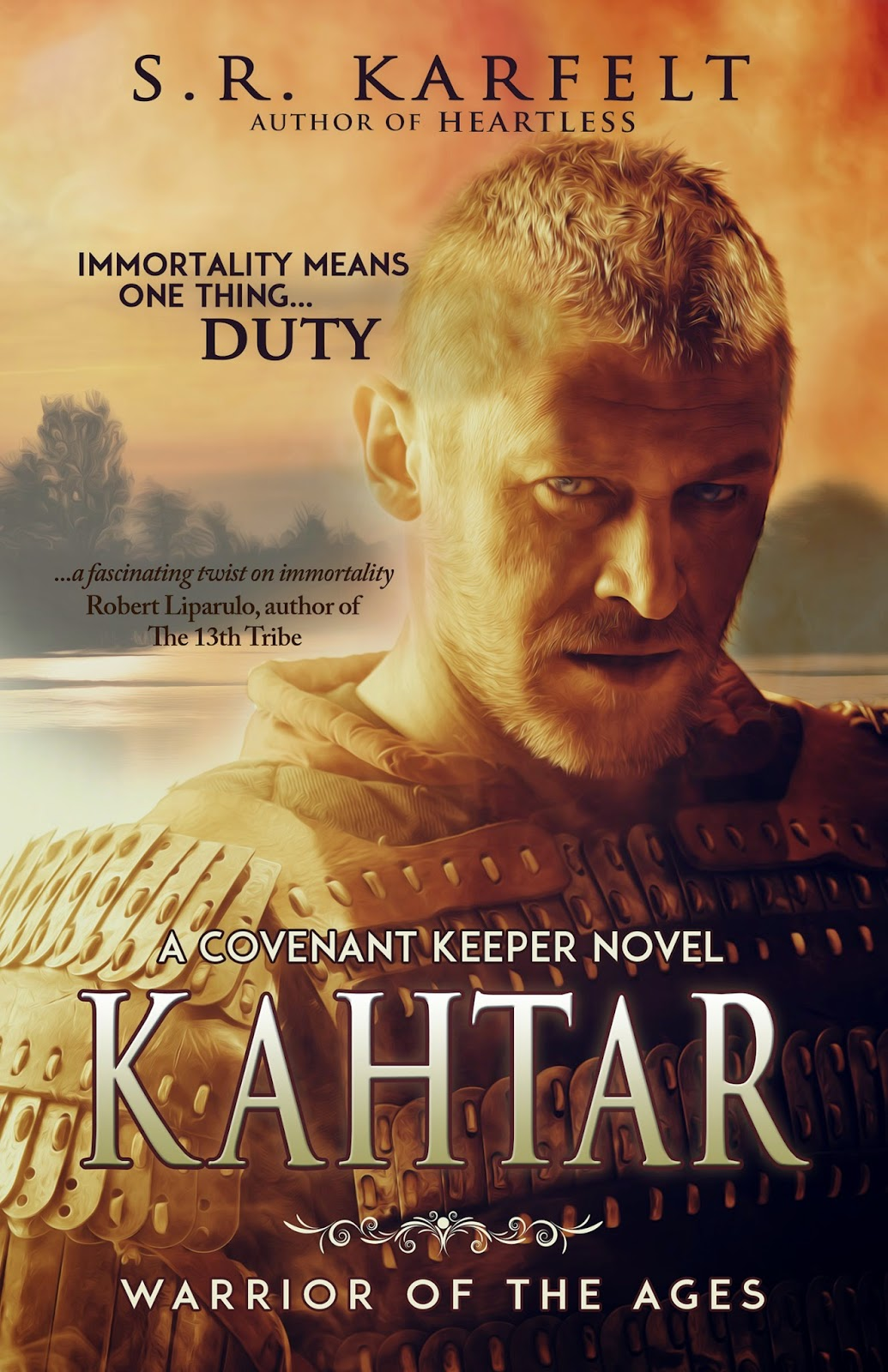 A Covenant Keeper Novel, KAHTAR Warrior of the Ages, Karfelt