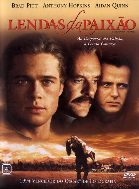 Filme Lendas da Paixão Dublado AVI DVDRip