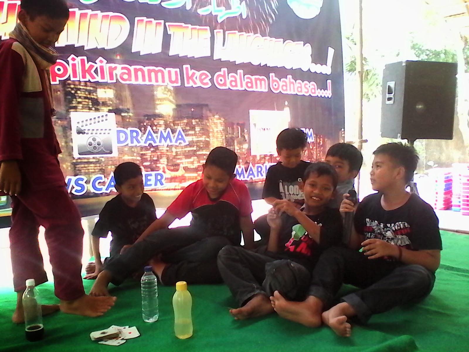 acting,anak aktif