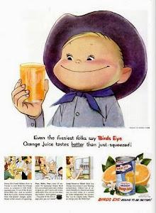 Bird's Eye juice