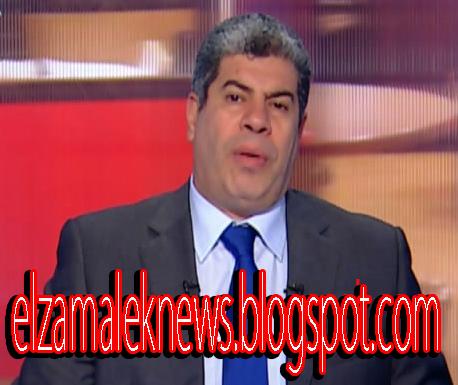 أحمد شوبير الإعلامي الرياضي