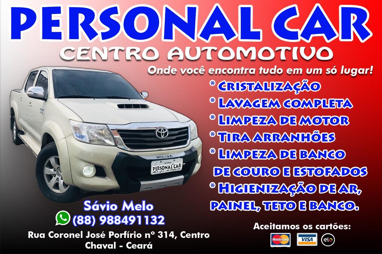 PERSONAL CAR: CENTRO AUTOMOTIVO