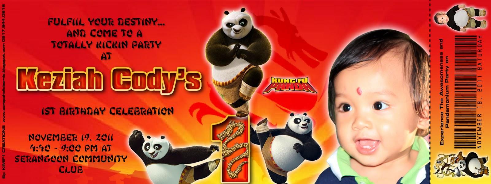 panda invites