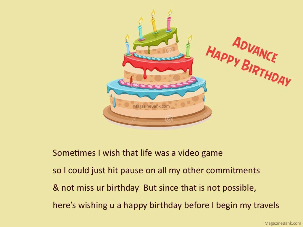 Birthday Wishes in Advance Quotes Advance-happy-birthday-wishes