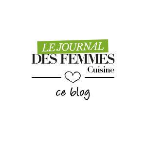 Coup de Coeur Blog Cuisine, Journal des Femmes