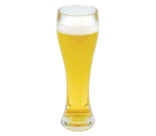 Influencia de la forma del vaso al beber alcohol