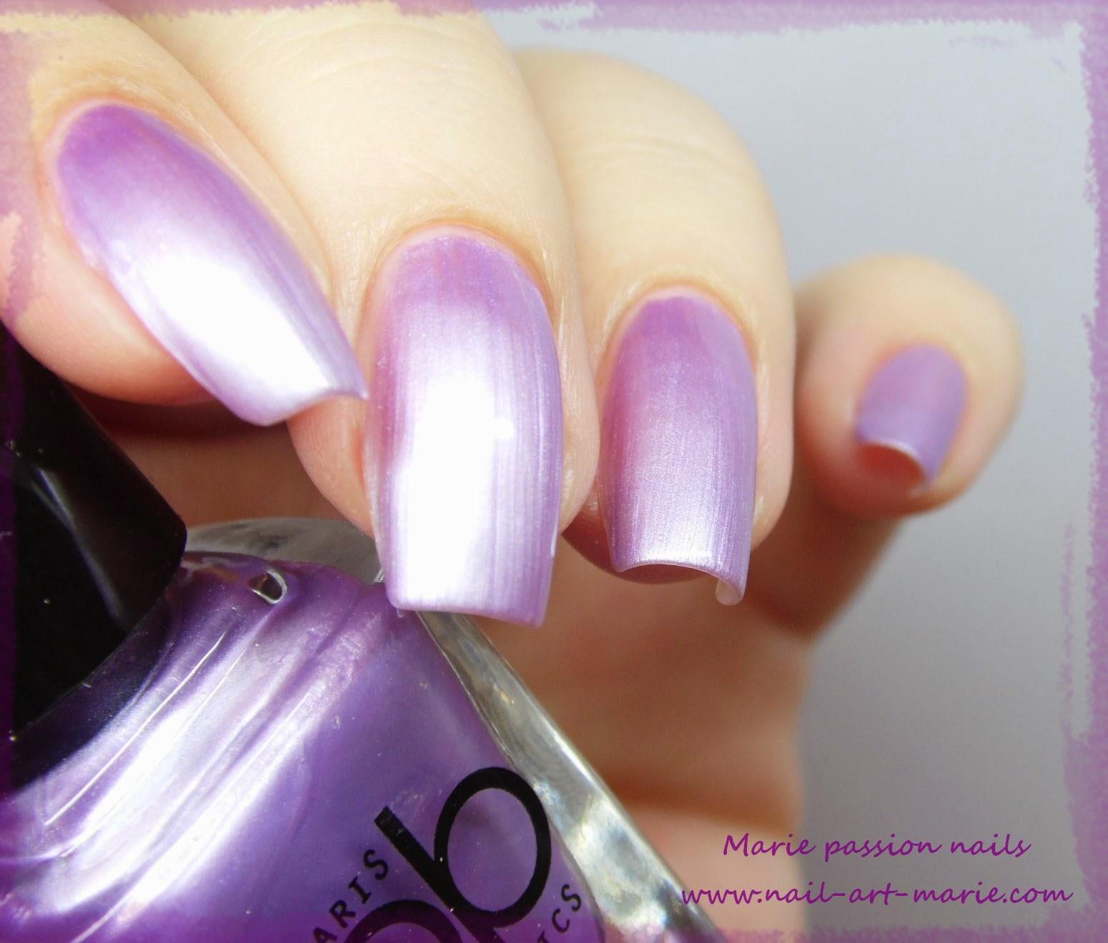 PB Cosmetics Violet Argent4