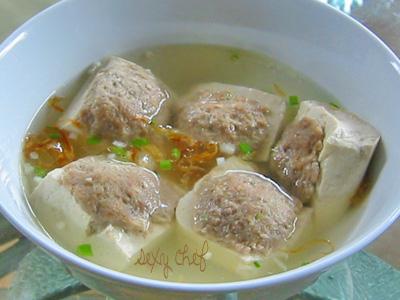 Resep Semur Ayam Campur Tahu