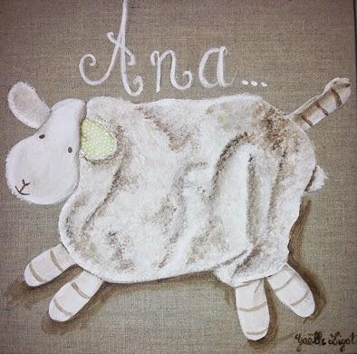 Le mouton d'Anna