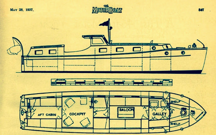 FRAMAR LONDON Built 1937