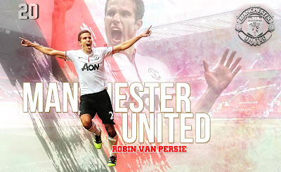 Robin Van Persie Manchester United Players