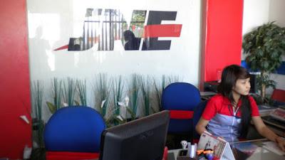 kantor-jne1 Bukti Pengiriman Kami