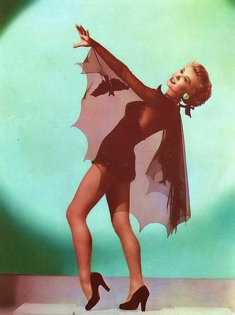 Happy Halloween Bobbins and Bombshells