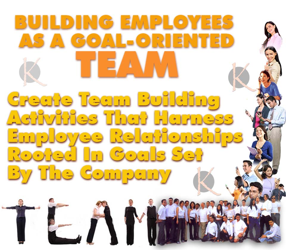 how to build an effective team of employees