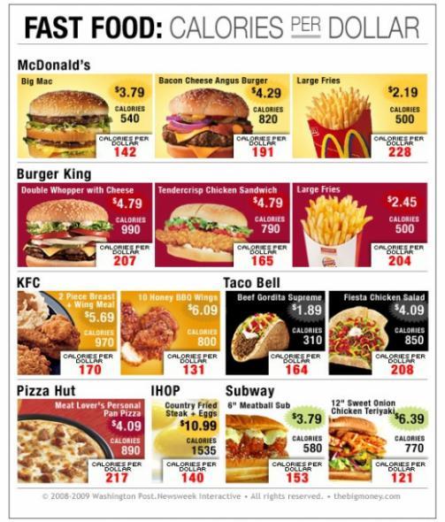 efek fast food / makanan cepat saji terhadap kesehatan tubuh