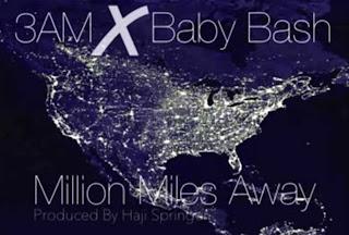 3AM feat Baby Bash - Million Miles Prod. by Haji Springer desi hiphop rap music download