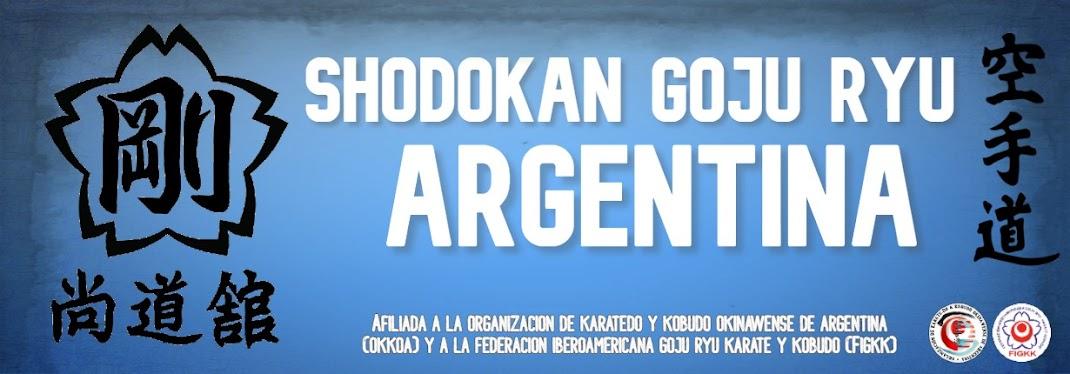 Shodokan Goju Ryu Argentina