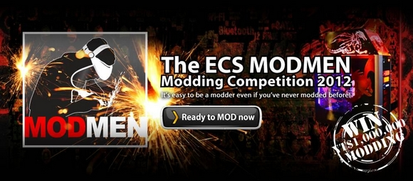 ECS Modmen PC Modding Competition 2012