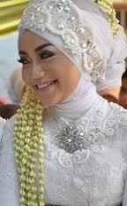 Jilbab Akad Nikah