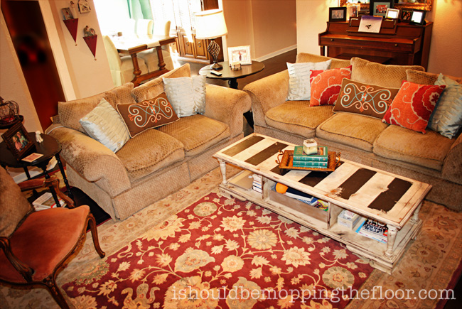 How to size an area rug for a living room 2017 2018 for Living room area rug placement