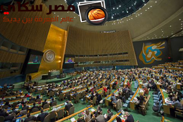 الأجهزة الرئيسية للأمم المتحدة(المجلس الإقتصادى والإجتماعى)