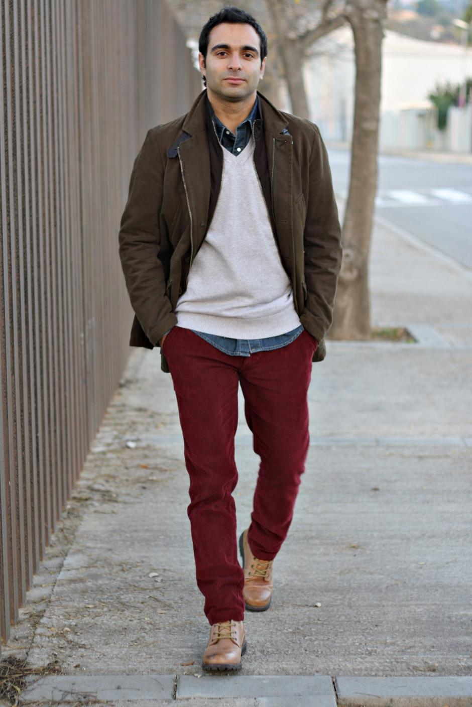 Timberland Outfit Hombre