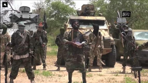 boko haram seizes town