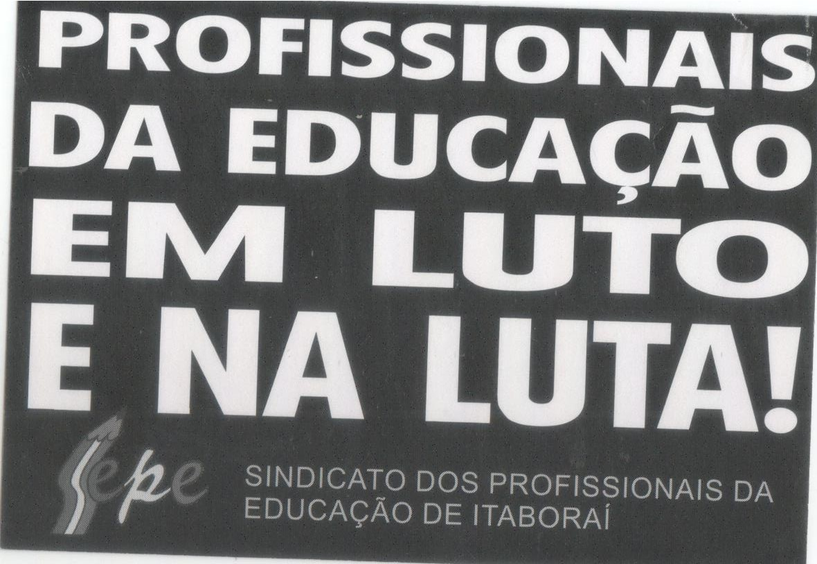 EM DEFESA DA ESCOLA PÚBLICA!