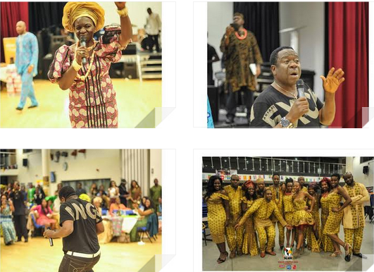 HIGHLIGHTS OF THE NEW YAM FESTIVAL IN LONDON