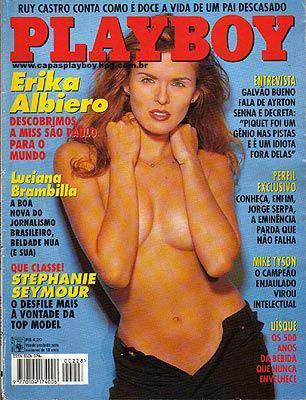 Erika Albiero - Playboy 1994