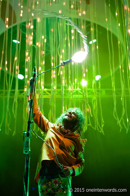 My favourite Concert Pictures of 2015 The Flaming Lips at Panamania Photo by John at One In Ten Words oneintenwords.com toronto indie alternative music blog concert photography pictures