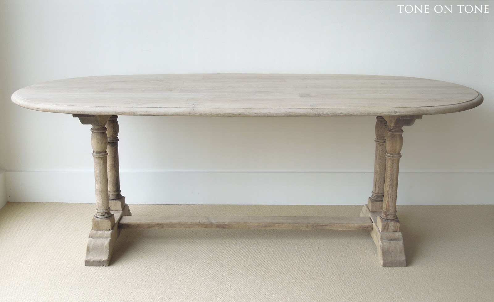 Lime Wash Coffee Table Tone On Tone Fall Accents