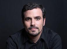 Web de Alberto Garzón